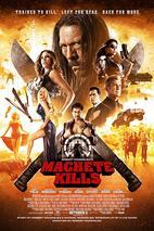 Plakát k filmu: Machete zabíjí