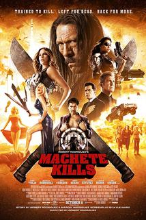 Machete zabíjí  - Machete Kills