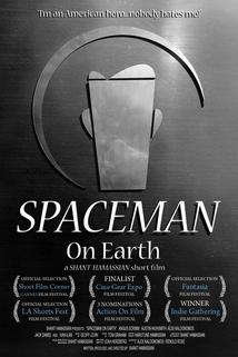 Spaceman on Earth
