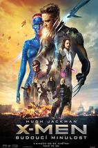 Plakát k filmu: X-Men: Budoucí minulost