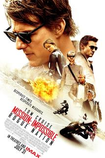 Mission: Impossible – Národ grázlů  - Mission: Impossible - Rogue Nation
