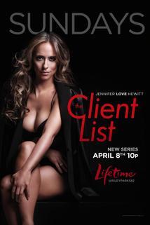 Laskavý dotek  - The Client List