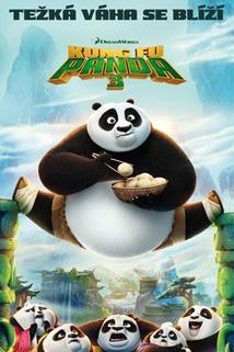 Plakát k filmu: Kung Fu Panda 3