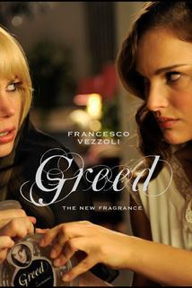 GREED, a New Fragrance by Francesco Vezzoli