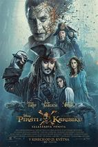 Plakát k filmu: Piráti z Karibiku: Salazarova pomsta