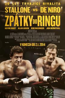 Zpátky do ringu  - Grudge Match