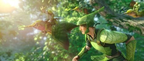 Království lesních strážců