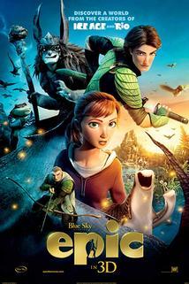 Plakát k filmu: Království lesních strážců