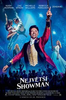Plakát k filmu: The Greatest Showman on Earth