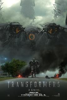 Transformers: Zánik  - Transformers: Age of Extinction