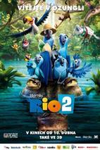 Plakát k filmu: Rio 2