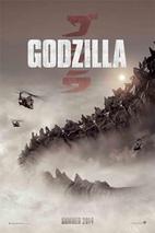 Plakát k filmu: Godzilla - teaser