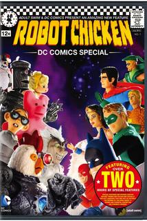 Robot Chicken: DC Comics Special  - Robot Chicken: DC Comics Special