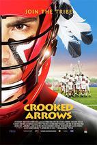 Plakát k filmu: Crooked Arrows