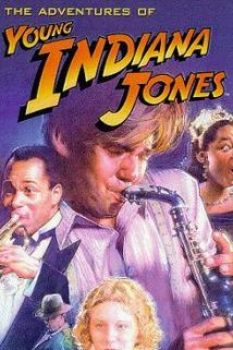 Mladý Indiana Jones: Tajemství blues  - Adventures of Young Indiana Jones: Mystery of the Blues, The