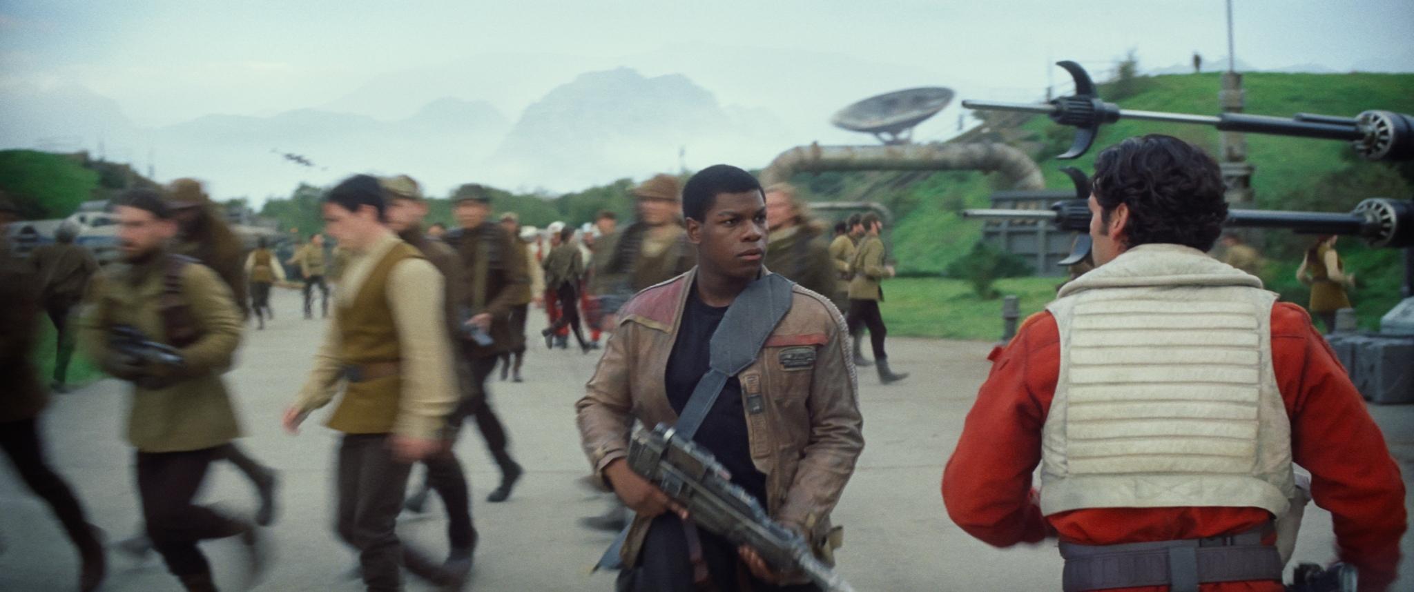 Star Wars: Síla se probouzí