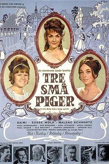 Tre små piger