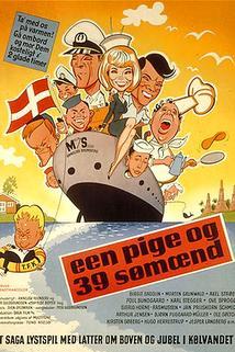 Een pige og 39 sømænd  - Een pige og 39 sømænd