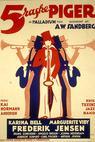 5 raske piger (1933)