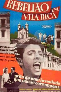 Rebelião em Vila Rica