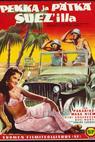 Pekka ja Pätkä Suezilla (1958)