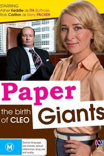 Paper Giants: The Birth of Cleo  - Paper Giants: The Birth of Cleo