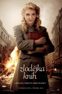 Zlodějka knih  - Book Thief, The