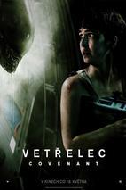 Plakát k filmu: Vetřelec: Covenant