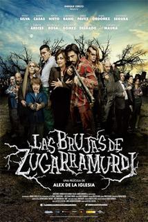 Čarodějnice ze Zugarramurdi  - Brujas de Zugarramurdi, Las