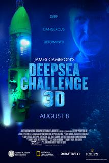 Untitled James Cameron/3D Diving Documentary