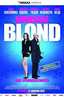 Komisarz Blond i Oko Sprawiedliwosci