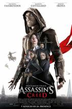 Plakát k filmu: Assassin's Creed