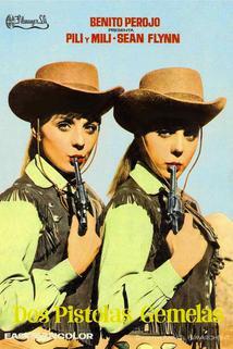 Dos pistolas gemelas