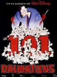 101 dalmatinů  - One Hundred and One Dalmatians