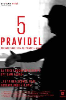 Plakát k filmu: 5 pravidel