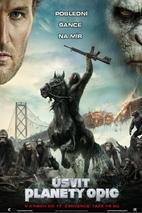 Plakát k filmu: Úsvit planety opic