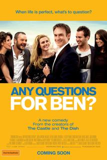 Co dál, Bene?  - Any Questions for Ben?