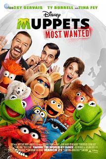 A zase ti Mupeti!  - Muppets Most Wanted