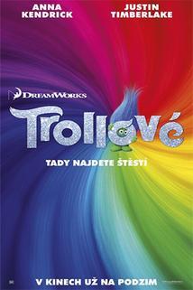 Plakát k filmu: Trollové 3D
