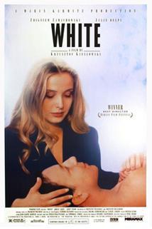 Plakát k filmu: Tři barvy: Bílá