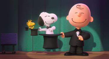 SNOOPY A CHARLIE BROWN. Peanuts ve filmu.