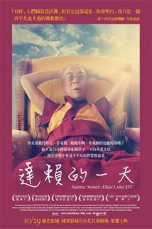 Plakát k filmu: Od východu do západu slunce: 14. dalajlama
