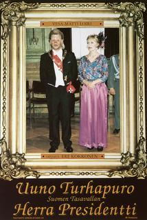 Uuno Turhapuro, Suomen tasavallan herra presidentti