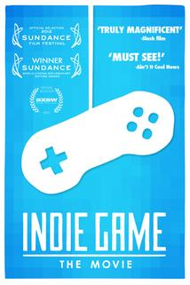 Plakát k filmu: Indie Game: The Movie