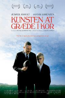 Umění plakat  - Kunsten at græde i kor