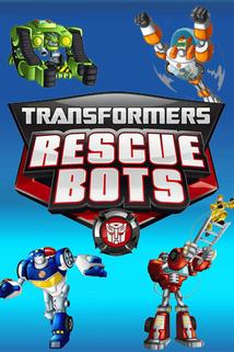 Transformers - Roboti záchranáři