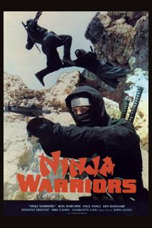 Bojovníci ninja