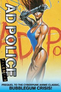 A.D. Police File 1: The Phantom Woman