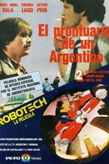 Prontuario de un argentino