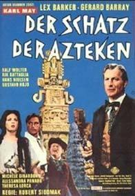 Poklad Aztéků  - Schatz der Azteken, Der